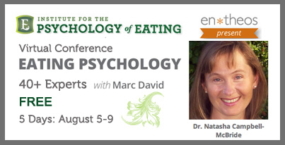 Dr Natasha at the Eating Psychology Conference