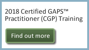 2018 Certified GAPS™ Practitioner (CGP) Training - Find out more